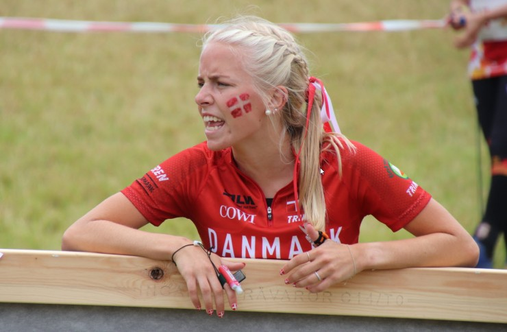 JWOC 2019 Stafet Ida venter